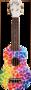 Rainbow Ukelele